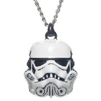 Star Wars Necklace - Storm Tropper 3D