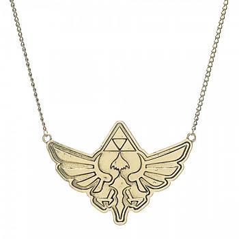 Zelda Necklace - Skyward Sword Gold