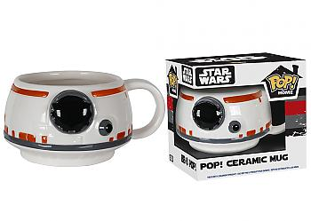 Star Wars POP! Home Ceramic Mug - BB-8 Head