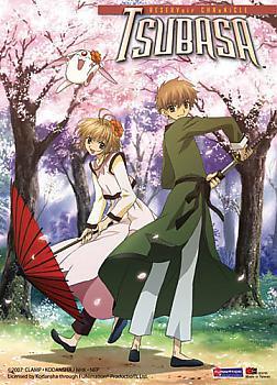 Tsubasa Wall Scroll - Cherry Blossom