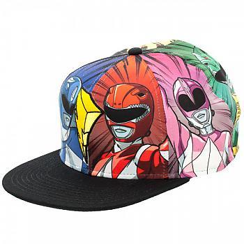 Power Rangers Cap - Mighty Morphin Power Rangers Snapback