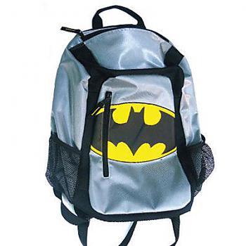 Batman Backpack - Emblem w/ Cape
