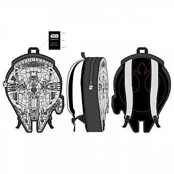 Star Wars Backpack - Millennium Falcon 3D