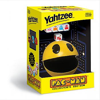 Pac-Man Board Games - Yahtzee Collector's Edition