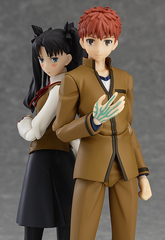 Fate/Stay Night Figma Action Figure