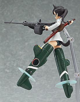 Strike Witches Figma Action Figure - Mio Sakamoto