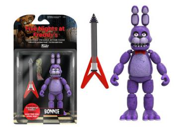Five Nights At Freddy's Action Figure - Bonnie (Build A Figure)