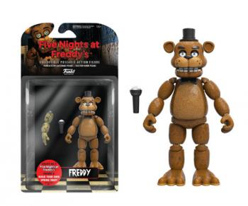 Five Nights At Freddy's Action Figure - Freddy (Build A Figure)