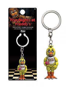 Five Nights At Freddy's Key Chain - Chica