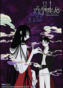 xxxHOLiC Wall Scroll - Movie Yuko and Watanuki Smoke