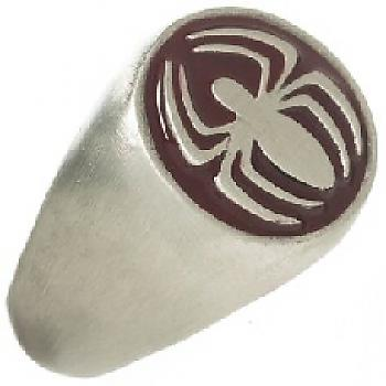 SpiderMan Ring - Spider Brushed Nickel (Set of 3 sizes)