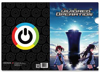 Vividred Operation File Folder - Akane & Aoi