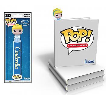 Cinderella 3D POP! Vinyl Bookmark - Cinderella (Disney)