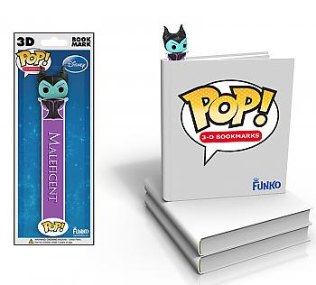 Maleficent 3D POP! Vinyl Bookmark - Maleficent (Disney)