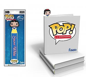 Snow White 3D POP! Vinyl Bookmark - Snow White (Disney)