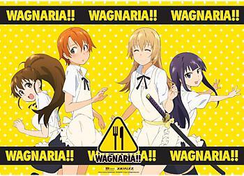 Wagnaria!! Wall Scroll - Girls Group [LONG]
