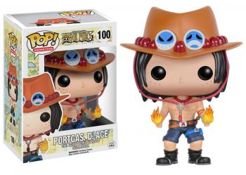 One Piece POP! Vinyl Figure - Portgas D. Ace