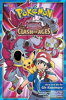 Pokemon Manga Hoopa and the Clash of Ages