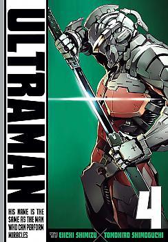 Ultraman Manga Vol.   4
