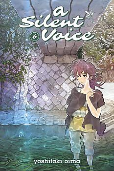 Silent Voice, A Manga Vol.   6
