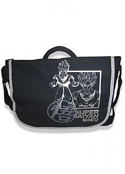 Dragon Ball Z Messenger Bag - Super Saiyan Goku Inverse