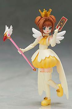 Cardcaptor Sakura S.H.Figuarts Action Figure - Sakura Kinomoto (Season 2 Opening Costume)