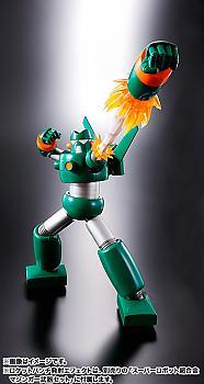 Crayon Shinchan Action Figure - Camtam Chogokin Cantam Super Robo