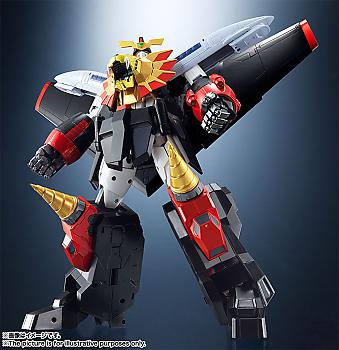 The King of Braves GaoGaiGar Action Figure - GaoGaiGar GX-68 (Soul of Chogokin)