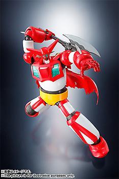 Getter Robo Action Figure - Getter-1 Super Robot Chogokin