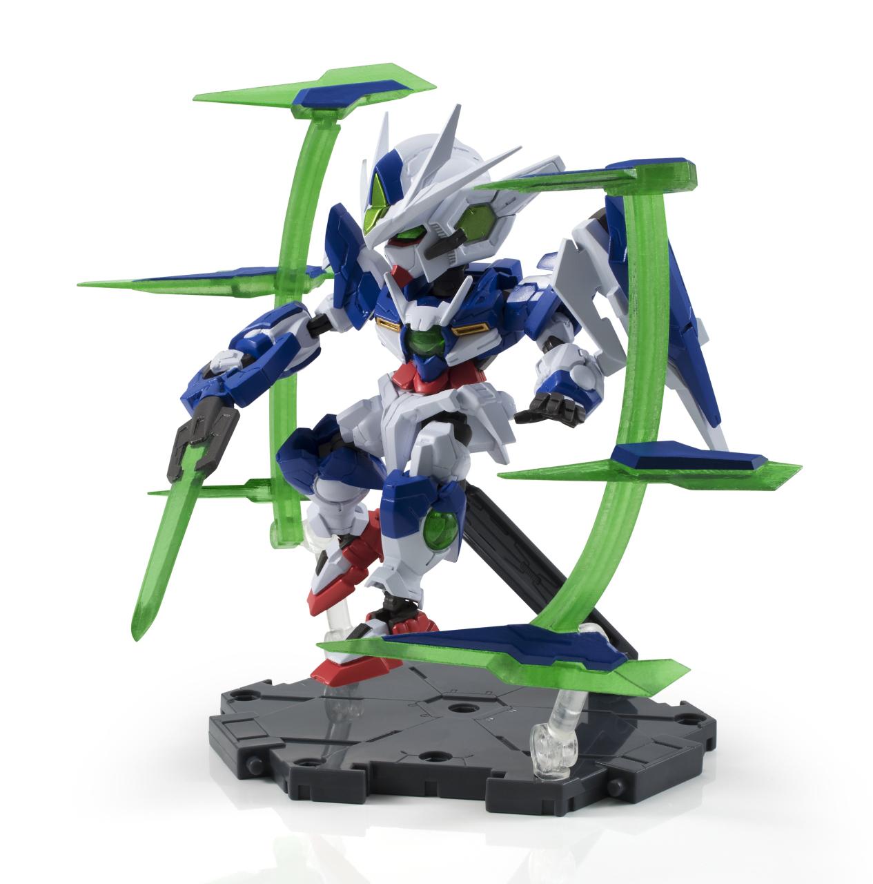 Qan Interesting Link To Display Lightbox With Perfect Fully Bandai Sd Bb 364 Gundam Oo Qant Qanta Quanta Best Action Figure Ms