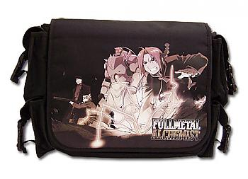 FullMetal Alchemist Messenger Bag - Fighting