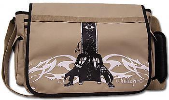 Hellsing Messenger Bag - Alucard Throne