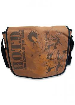 High School of the Dead Messenger Bag - Saya