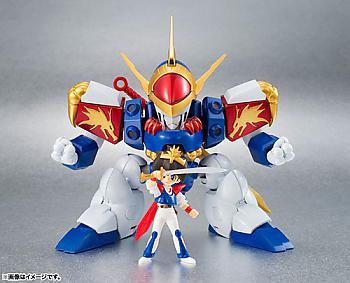 Wataru Action Figure - Ryujinmaru Ver. 2 Robot Spirits
