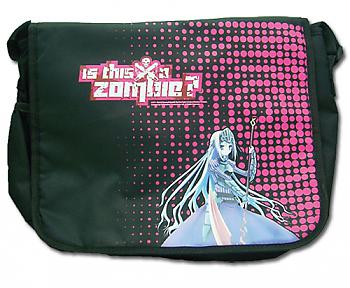 Is This A Zombie? Messenger Bag - Euliwood