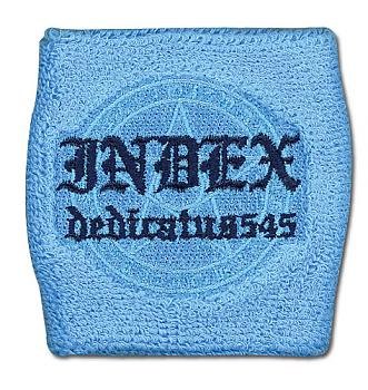 A Certain Magical Index Sweatband - Index