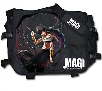 Magi The Labyrinth of Magic Messenger Bag - Judal