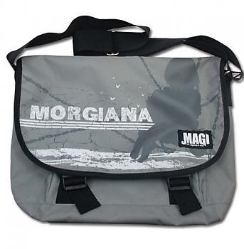 Magi The Labyrinth of Magic Messenger Bag - Morgiana