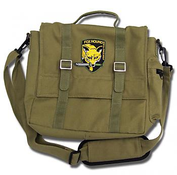 Metal Gear Solid 3 Messenger Bag - Foxhound