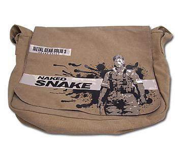Metal Gear Solid 3 Messenger Bag - Snake Eater