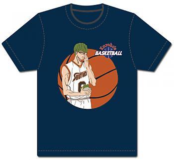 Kuroko's Basketball T-Shirt - Midorima (XXL)