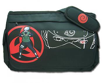 Naruto Shippuden Messenger Bag - Kakashi Mangekyou Sharingan