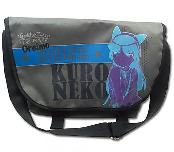 Oreimo Messenger Bag - Kuroneko Inverse Color