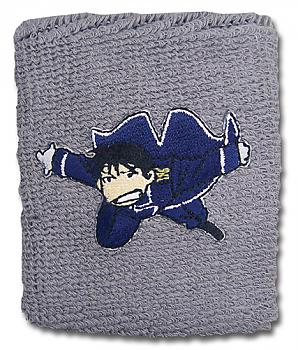 Fullmetal Alchemist Brotherhood Sweatband - Chibi Roy