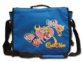Sailor Moon Messenger Bag - Sailor Soldiers