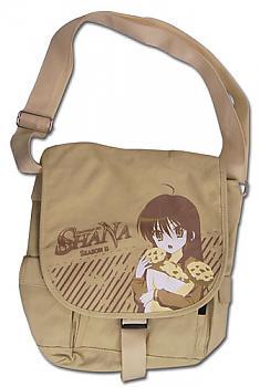 Shana Messenger Bag - Pineapple Bread