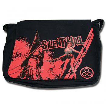 Silent Hill Messenger Bag - Nurse and Pyramid