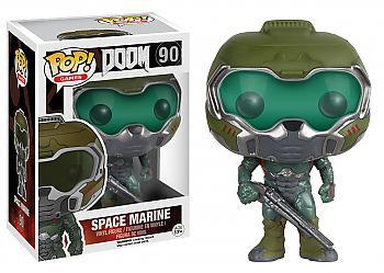 DOOM POP! Vinyl Figure - Space Marine