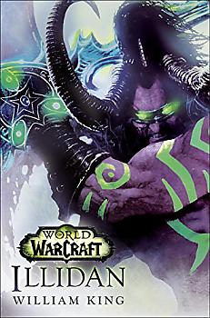 World of Warcraft Warcraft - Illidan Novel