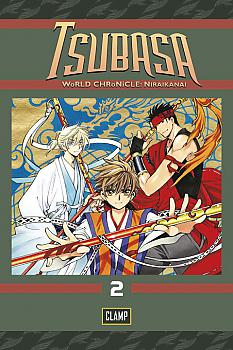 Tsubasa: WoRLD CHRoNiCLE Manga Vol.   2